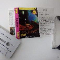 Videojuegos y Consolas: EQUINOX. MIKRO-GEN. ERBE SOFTWARE. JUEGO DEL SPECTRUM. 1986.. Lote 98513959