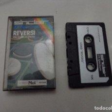 Videojuegos y Consolas: JUEGO SPECTRUM 'REVERSI'. Lote 98813015