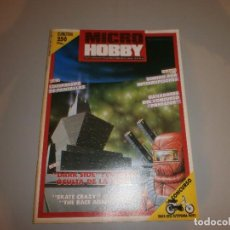 Videojuegos y Consolas: REVISTA MICRO HOBBY Nº177 COMPLETA MUY BUEN ESTADO. Lote 100493667