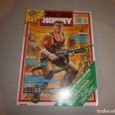 Videojuegos y Consolas: REVISTA MICRO HOBBY Nº190 COMPLETA MUY BUEN ESTADO. Lote 100493947