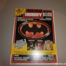 Videojuegos y Consolas: REVISTA MICRO HOBBY Nº192 COMPLETA MUY BUEN ESTADO. Lote 100494035