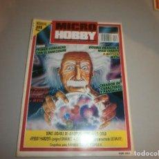 Videojuegos y Consolas: REVISTA MICRO HOBBY Nº198 COMPLETA MUY BUEN ESTADO. Lote 100494407