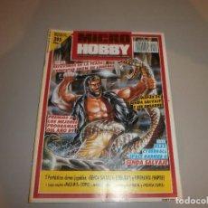 Videojuegos y Consolas: REVISTA MICRO HOBBY Nº199 COMPLETA MUY BUEN ESTADO. Lote 100494475