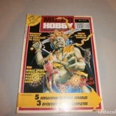 Videojuegos y Consolas: REVISTA MICRO HOBBY Nº200 COMPLETA MUY BUEN ESTADO. Lote 100494611