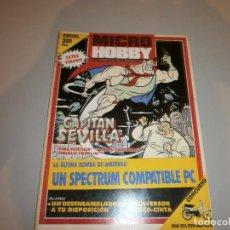 Videojuegos y Consolas: REVISTA MICRO HOBBY Nº175 COMPLETA MUY BUEN ESTADO. Lote 100494931
