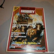 Videojuegos y Consolas: REVISTA MICRO HOBBY Nº180 COMPLETA MUY BUEN ESTADO. Lote 100494999