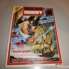 Videojuegos y Consolas: REVISTA MICRO HOBBY Nº170 COMPLETA MUY BUEN ESTADO. Lote 100495319