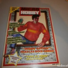 Videojuegos y Consolas: REVISTA MICRO HOBBY Nº169 COMPLETA MUY BUEN ESTADO. Lote 100495359