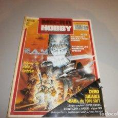 Videojuegos y Consolas: REVISTA MICRO HOBBY Nº196 COMPLETA. Lote 100495611