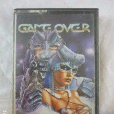 Videojuegos y Consolas: GAME OVER 1ª EDICION - JUEGO SPECTRUM - DINAMIC - MADE IN SPAIN. Lote 101069771
