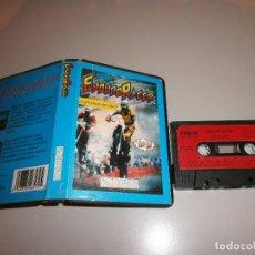 Videojuegos y Consolas: JUEGO SPECTRUM ENDURO RACER. Lote 101626627