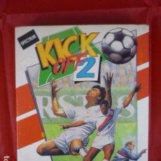 Videojuegos y Consolas: KICK OFF 2 - CINTA CASSETTE SPECTRUM. Lote 101948379