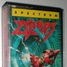 Videojuegos y Consolas: ZYNAPS [HEWSON CONSULTANTS LTD] 1987 ERBE SOFTWARE [ZX SPECTRUM]. Lote 102015991