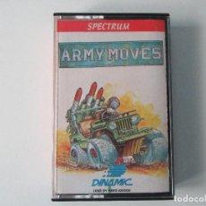 Videojuegos y Consolas: JUEGO SPECTRUM ARMY MOVES. BUEN ESTADO.NO PROBADO.. Lote 102271331
