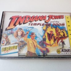 Videojuegos y Consolas: ANTIGUO JUEGO SPECTRUN, INDIANA JONES AND THE TEMPLE OF DOOM. Lote 97491627