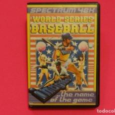 Videojuegos y Consolas: WORLD SERIES BASEBALL IMAGINE SPECTRUM. Lote 102438559