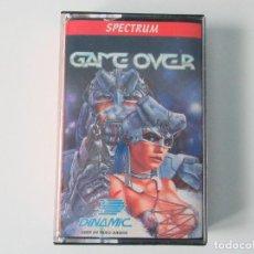 Videojuegos y Consolas: JUEGO SPECTRUM GAME OVER. BUEN ESTADO.. Lote 102460127
