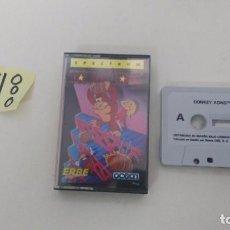 Videojuegos y Consolas: JUEGO ORIGINAL DE SPECTRUM DONKEY KONG . Lote 106988652
