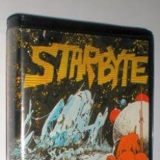 Videojuegos y Consolas: STARBYTE [ACTION SOFTWARE] 1987 [MISTER CHIP] [ZX SPECTRUM]. Lote 103189891