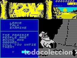 Videojuegos y Consolas: BraveStarr [Spectrum / Go!] [1987] Erbe Software [ZX Spectrum] - Foto 6 - 104214387