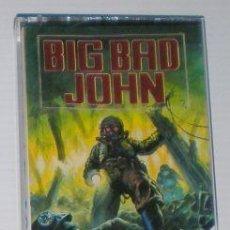 Videojuegos y Consolas: BIG BAD JOHN [IJK SOFTWARE] 1986 TYNESOFT [ZX SPECTRUM]. Lote 104215347