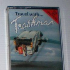Videojuegos y Consolas: TRAVEL WITH TRASHMAN [MALCON E. EVANS] 1984 NEW GENERATION SOFTWARE [ZX SPECTRUM]. Lote 104704455
