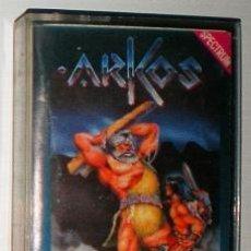Videogiochi e Consoli: ARKOS [ZIGURAT] 1988 ARCADIA - ERBE SOFTWARE [ZX SPECTRUM]. Lote 104705279