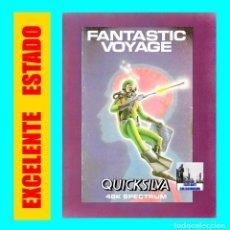 Videojuegos y Consolas: FANTASTIC VOYAGE DE QUICKSILVA - 48K SPECTRUM - MIND GAMES ESPAÑA - EXCELENTE. Lote 104743151