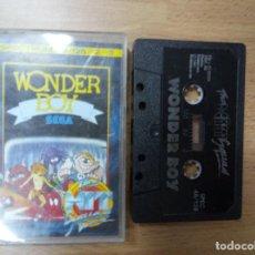 Videojuegos y Consolas: WONDER BOY SEGA - ZX SPECTRUM. Lote 105022255