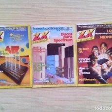 Videojuegos y Consolas: 1 REVISTA ZX - ELIGE LA QUE PREFIERAS. Lote 105617363
