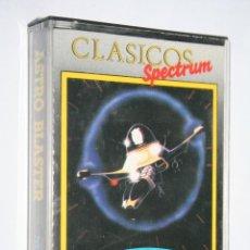 Videojuegos y Consolas: SPECTRUM *** ASTRO BLASTER *** ANTIGUO JUEGO ORDENADOR *** MICROBYTE. Lote 107330731
