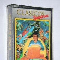 Videojuegos y Consolas: SPECTRUM *** DISEÑADOR DE JUEGOS II *** ANTIGUO JUEGO ORDENADOR *** MICROBYTE. Lote 107331675