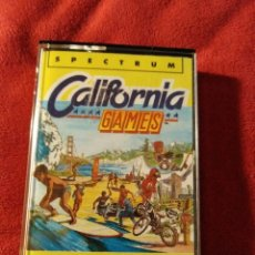 Videojuegos y Consolas: JUEGO SPECTRUM CALIFORNIA. Lote 109168423