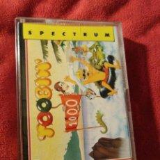 Videojuegos y Consolas: JUEGO SPECTRUM. TOOBIN. Lote 109169911