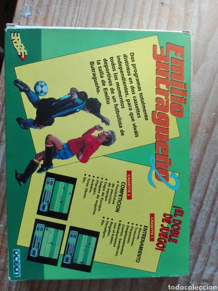 Videojuegos y Consolas: Emilio butragueño 2 spectrum incluye poster - Foto 2 - 109742382