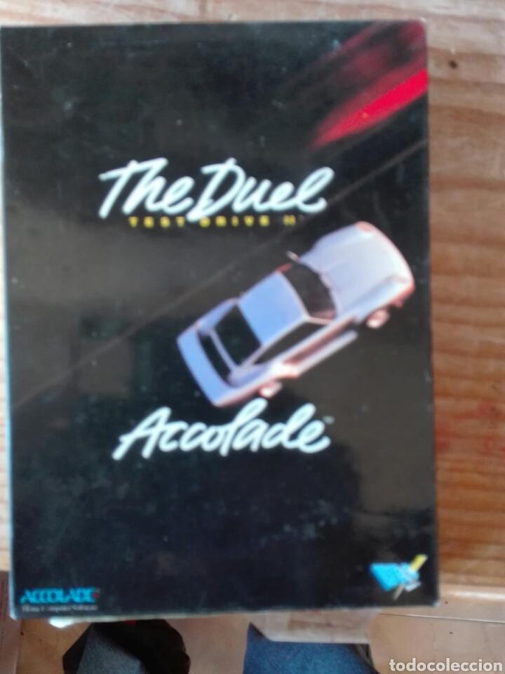 TEST DRIVE 2 SPECTRUM (Juguetes - Videojuegos y Consolas - Spectrum)