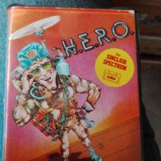 Videojuegos y Consolas: HERO SPECTRUM. Lote 109768750