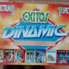 Videojuegos y Consolas: COLECCION EXITOS DINAMIC SPECTRUM. Lote 109741478