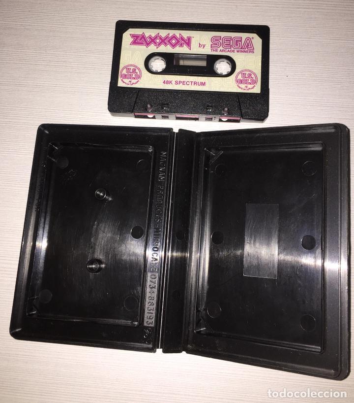 Videojuegos y Consolas: ZAXXON, Spectrum , Sega - Foto 3 - 110486795