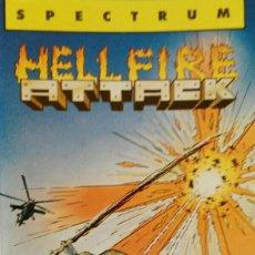 Videojuegos y Consolas: HELLFIRE ATTACK (SPECTRUM). Lote 110900840