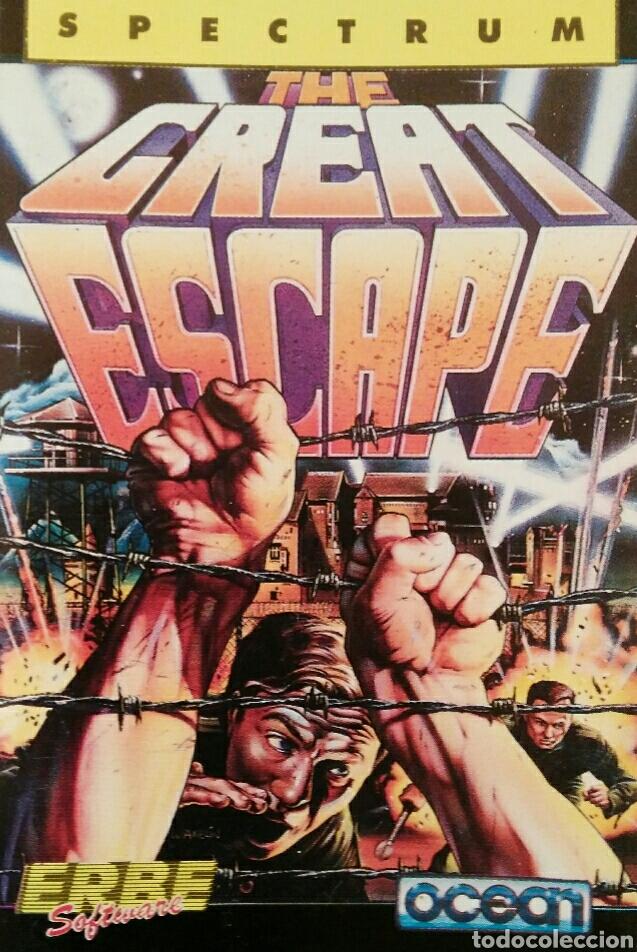 THE GREAT ESCAPE (SPECTRUM) (Juguetes - Videojuegos y Consolas - Spectrum)