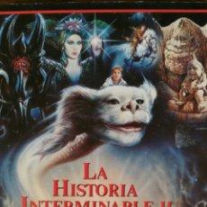 Videojuegos y Consolas: LA HISTORIA INTERMINABLE II ARCADE SPECTRUM. Lote 111113198
