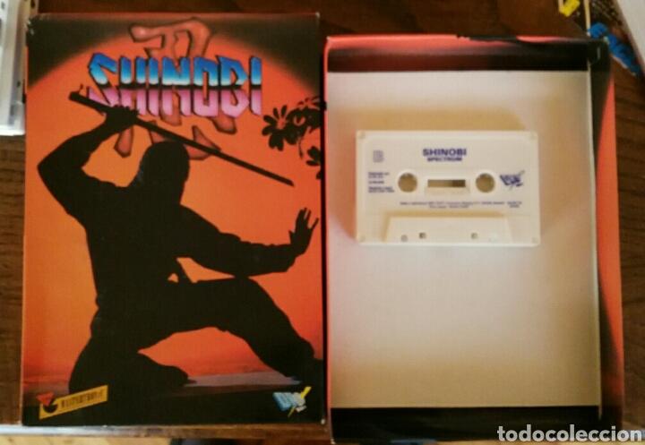 Videojuegos y Consolas: Shinobi spectrum - Foto 2 - 111190354