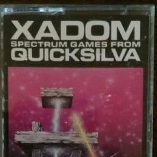 Videojuegos y Consolas: XADOM (SPECTRUM). Lote 111191492