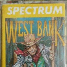 Videojuegos y Consolas: WEST BANK SPECTRUM. Lote 111244016