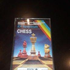 Videojuegos y Consolas: JUEGO SPECTRUM CHESS. Lote 111323503