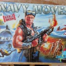 Videojuegos y Consolas: NAVY MOVES SPECTRUM. Lote 109737888