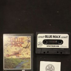 Videojuegos y Consolas: JUEGO SPECTRUM 48K BLUE MAX. Lote 111624967
