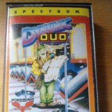 Videojuegos y Consolas: ANTIGUO JUEGO SPECTRUM - DYNAMIC DUO. Lote 111979635