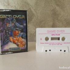 Videojuegos y Consolas: JUEGO GAME OVER DINAMIC SPECTRUM. Lote 112071283